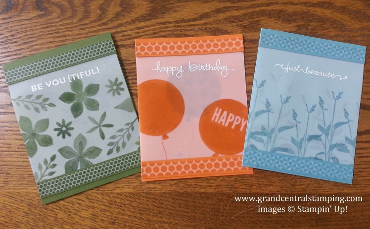 2014-2016 In Color Vellum Cards